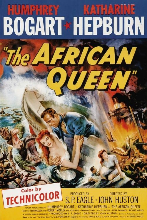 Key visual ofThe African Queen