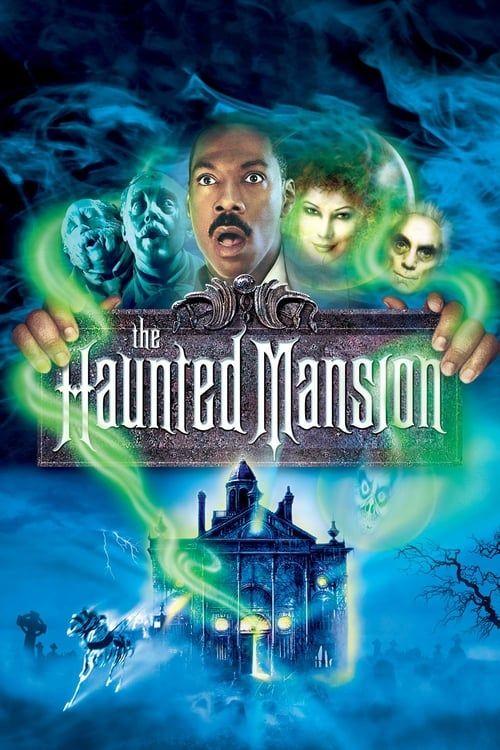 Key visual ofThe Haunted Mansion
