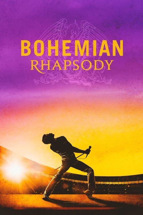 Key visual ofBohemian Rhapsody