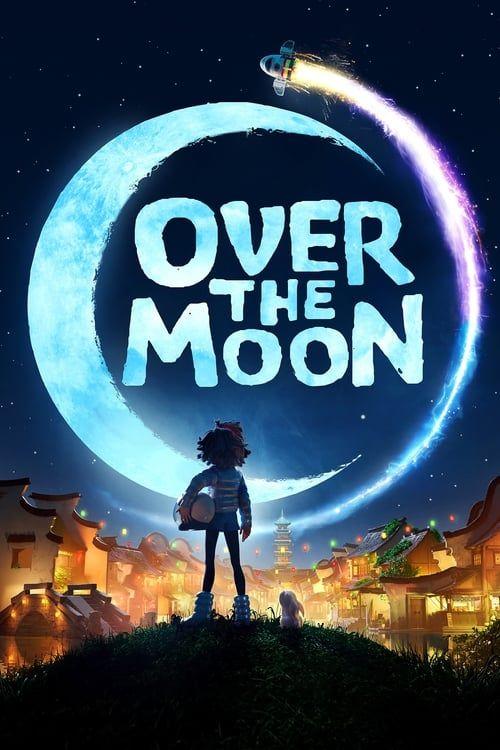 Key visual ofOver the Moon