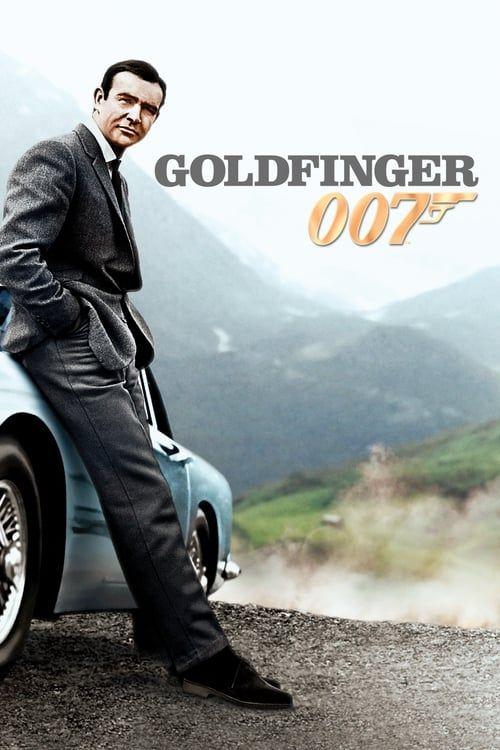 Key visual ofGoldfinger