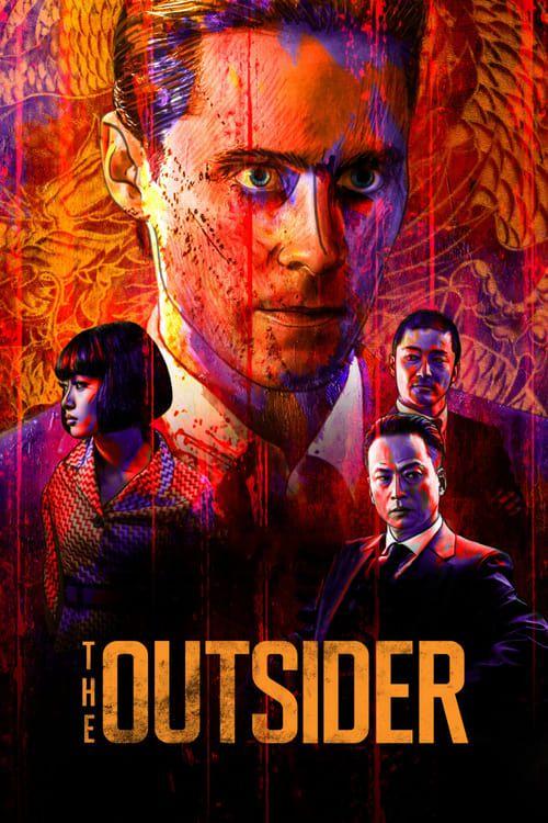 Key visual ofThe Outsider