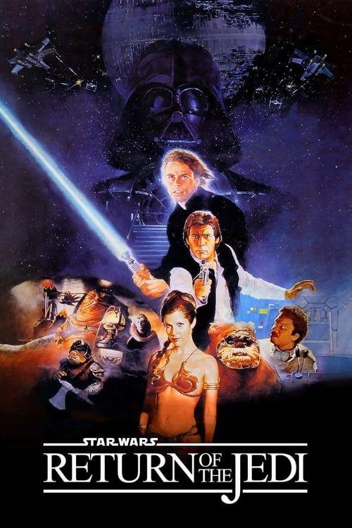 Key visual ofReturn of the Jedi