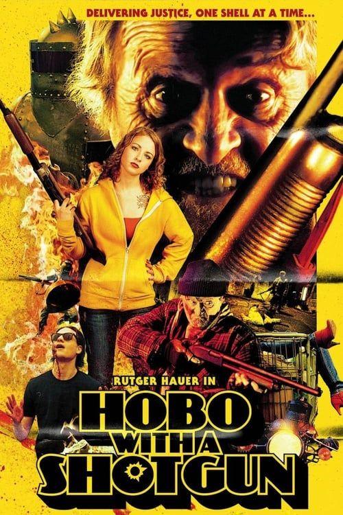 Key visual ofHobo with a Shotgun