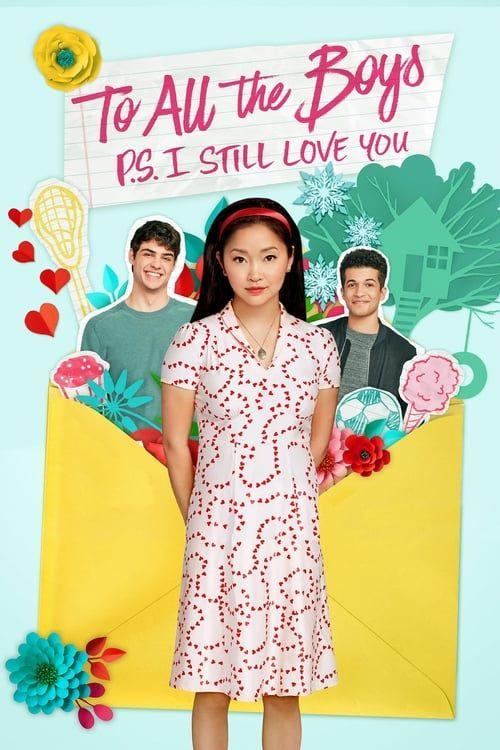 Key visual ofTo All the Boys: P.S. I Still Love You