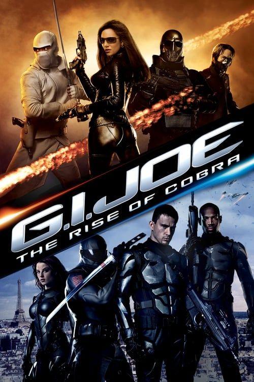 Key visual ofG.I. Joe: The Rise of Cobra