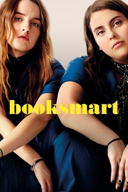 Key visual ofBooksmart