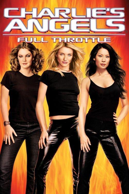 Key visual ofCharlie's Angels: Full Throttle