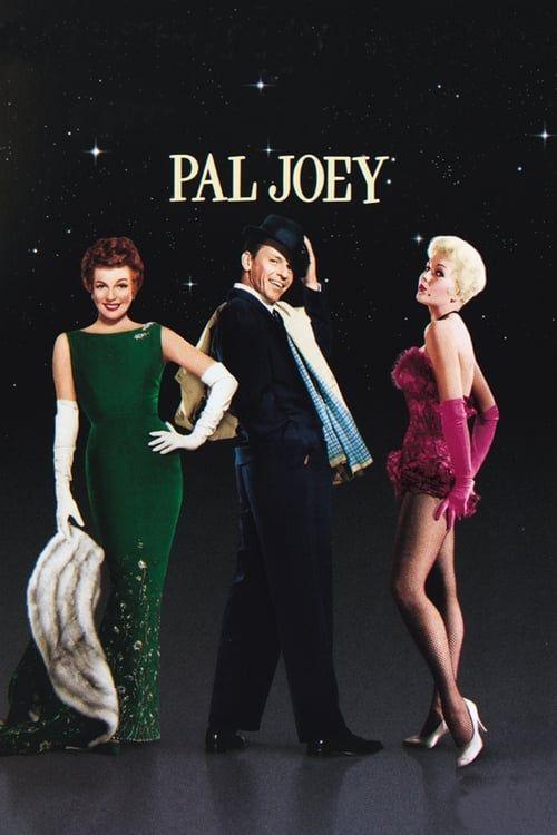 Key visual ofPal Joey