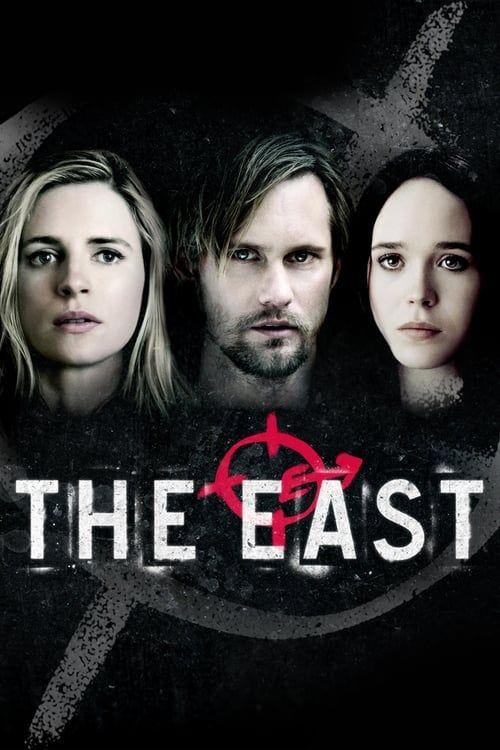 Key visual ofThe East