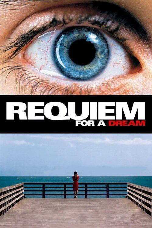 Key visual ofRequiem for a Dream