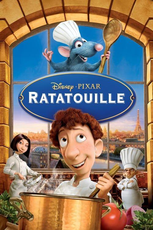Key visual ofRatatouille