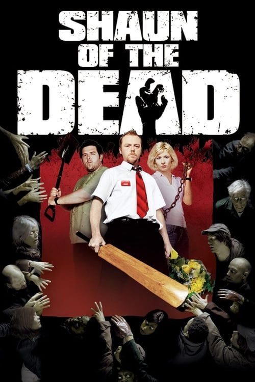 Key visual ofShaun of the Dead