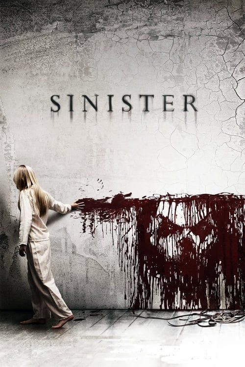 Key visual ofSinister