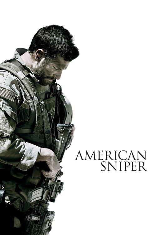 Key visual ofAmerican Sniper