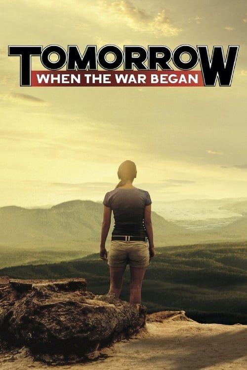 Key visual ofTomorrow, When the War Began