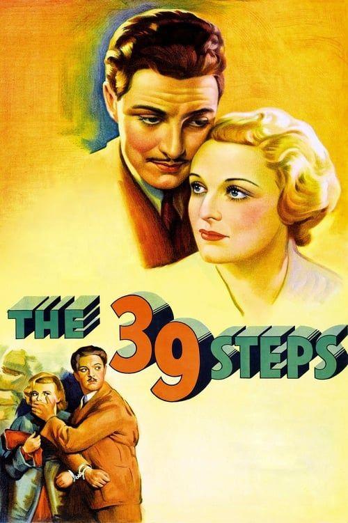 Key visual ofThe 39 Steps