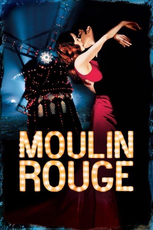 Key visual ofMoulin Rouge!