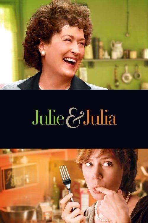 Key visual ofJulie & Julia