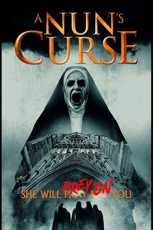 Key visual ofA Nun's Curse