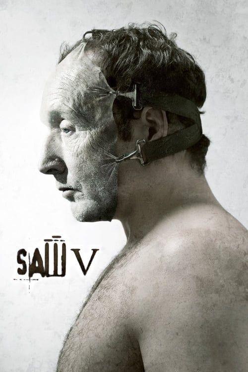 Key visual ofSaw V