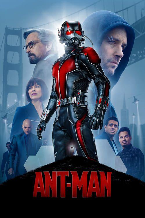 Key visual ofAnt-Man
