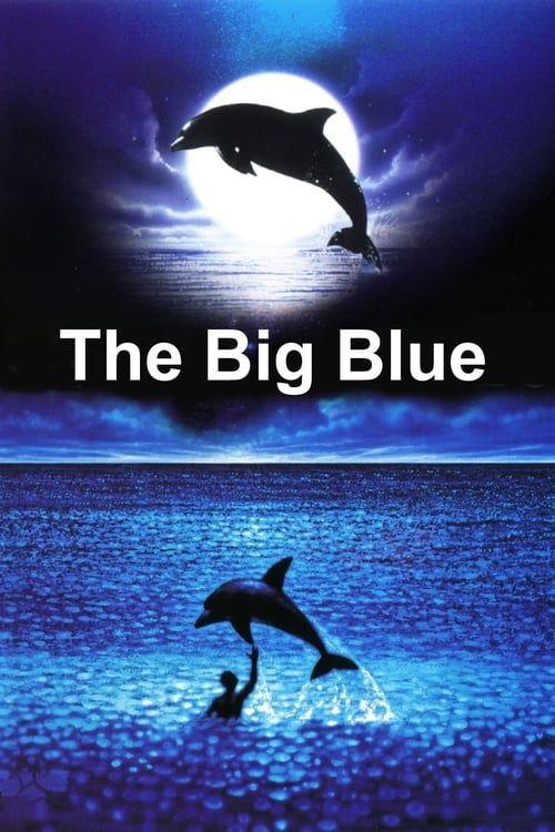 Key visual ofThe Big Blue