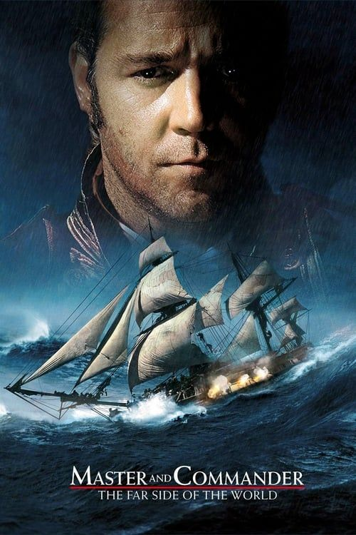 Key visual ofMaster and Commander: The Far Side of the World
