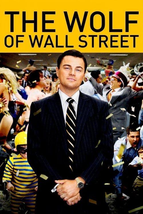 Key visual ofThe Wolf of Wall Street