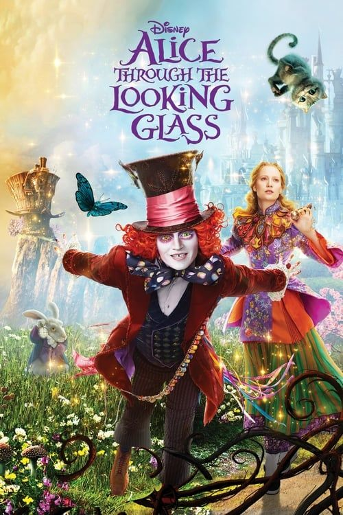 Key visual ofAlice Through the Looking Glass