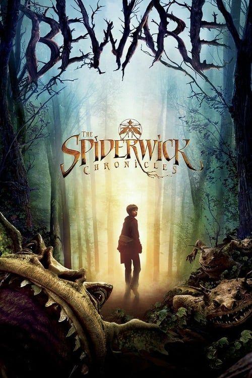 Key visual ofThe Spiderwick Chronicles