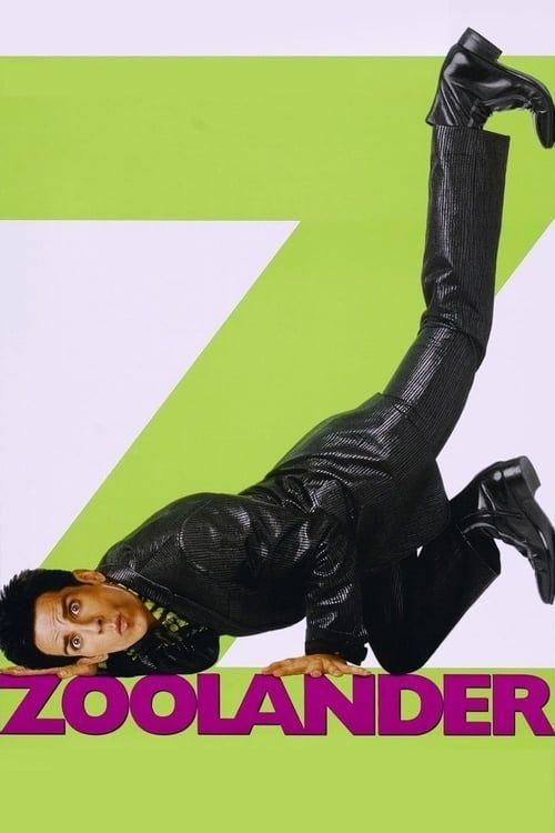 Key visual ofZoolander