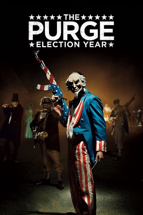 Key visual ofThe Purge: Election Year