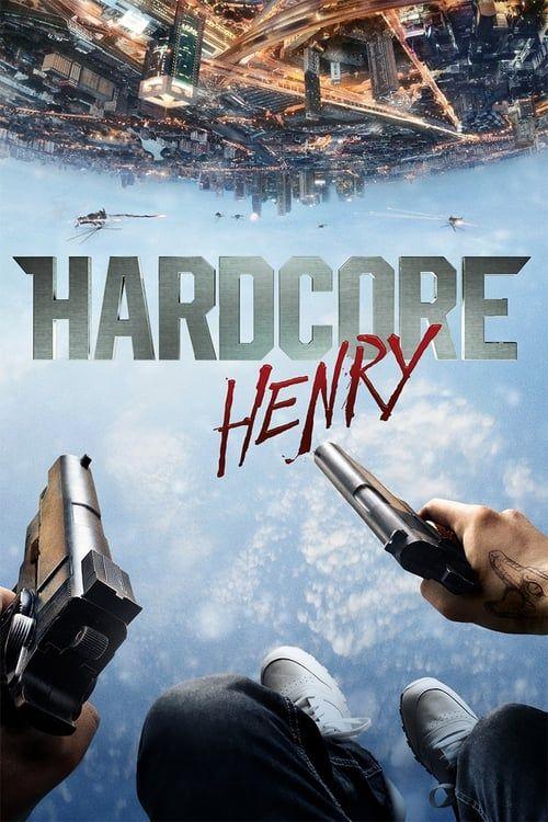Key visual ofHardcore Henry