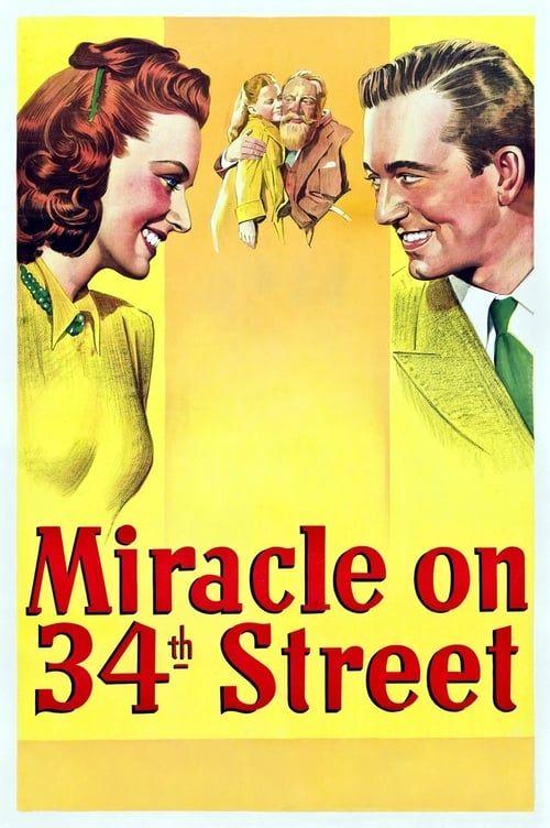 Key visual ofMiracle on 34th Street