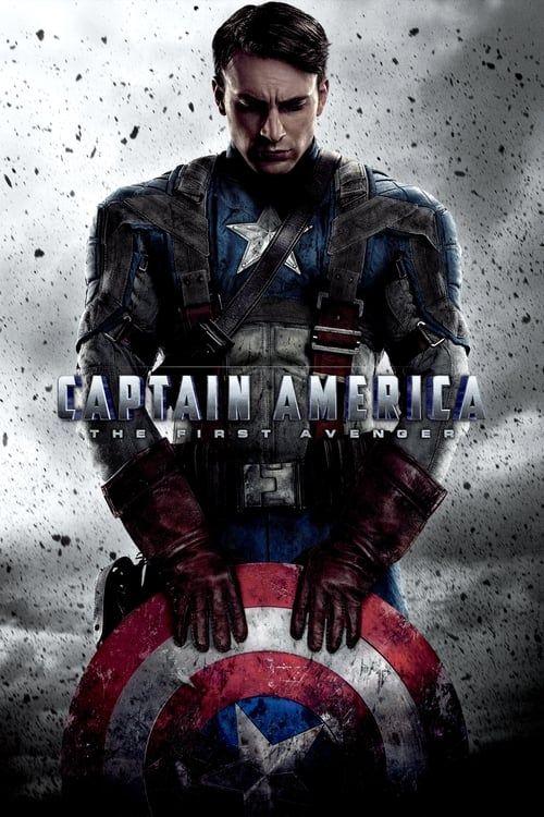 Key visual ofCaptain America: The First Avenger