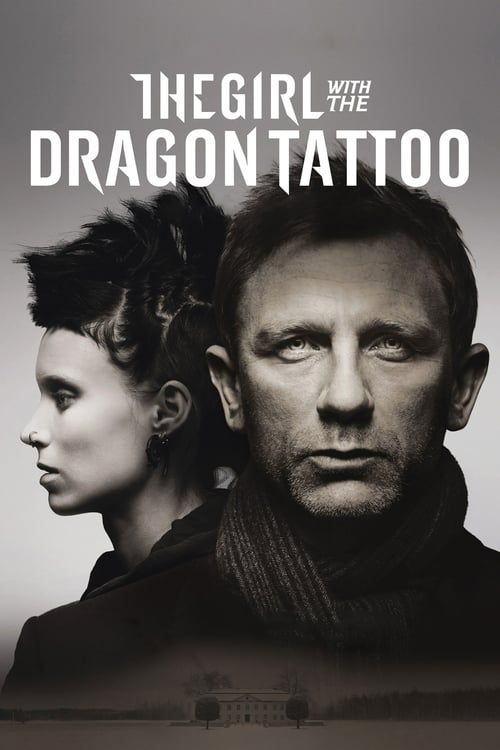 Key visual ofThe Girl with the Dragon Tattoo