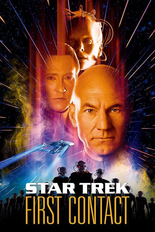 Key visual ofStar Trek: First Contact
