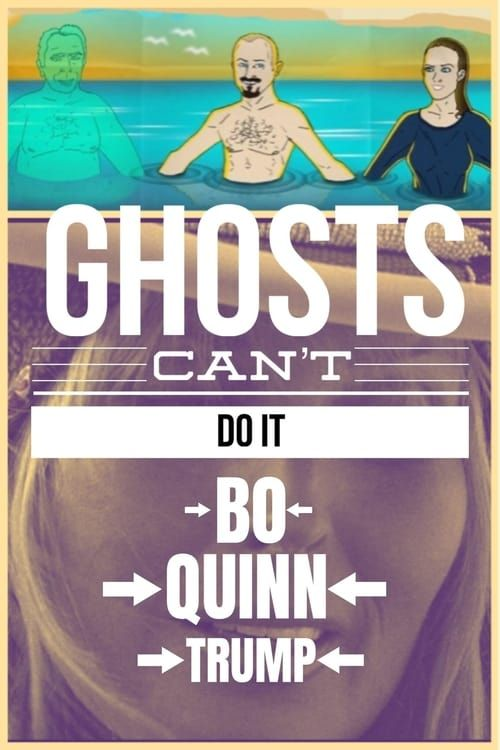 Key visual ofGhosts Can't Do It