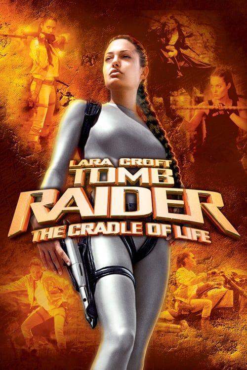 Key visual ofLara Croft: Tomb Raider - The Cradle of Life
