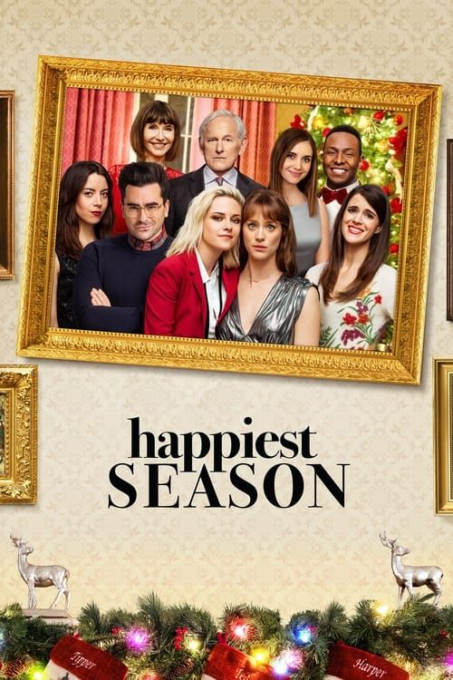 Key visual ofHappiest Season