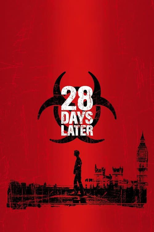 Key visual of28 Days Later