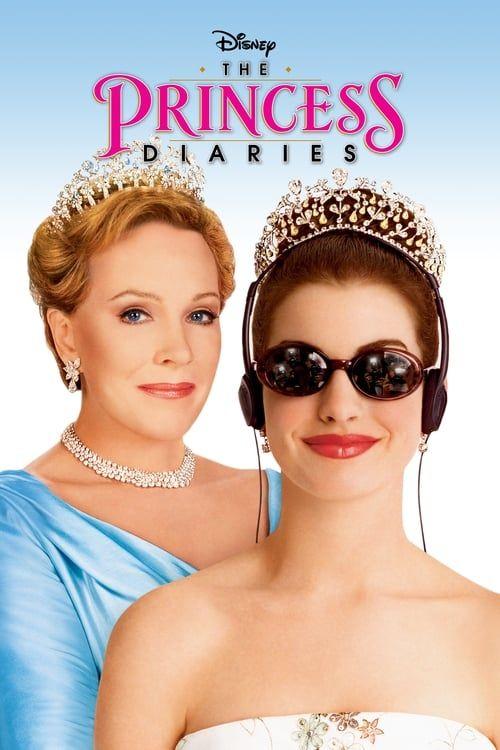 Key visual ofThe Princess Diaries