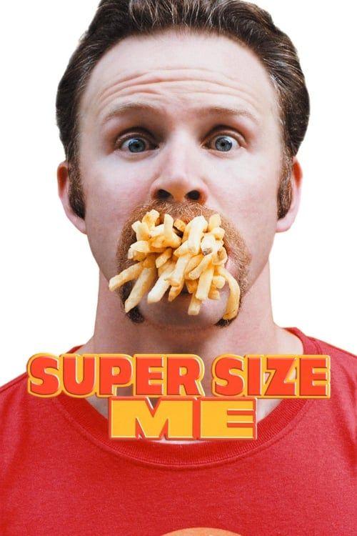 Key visual ofSuper Size Me