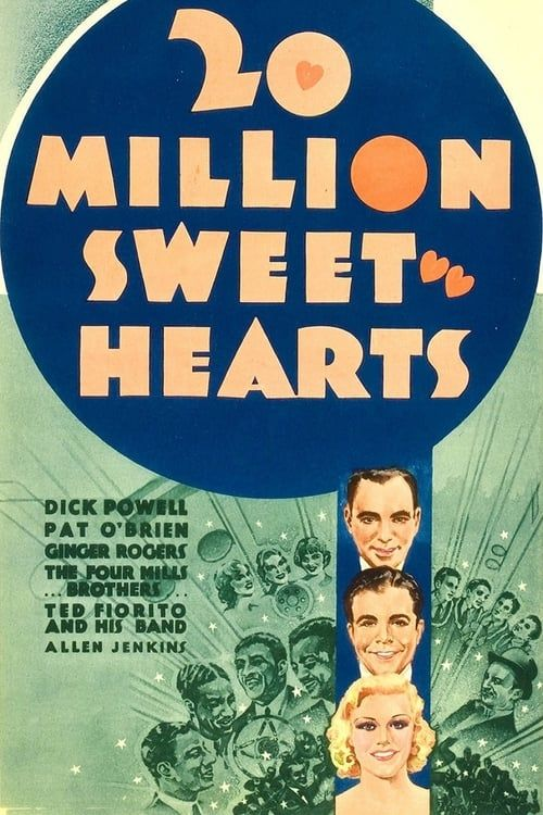 Key visual ofTwenty Million Sweethearts