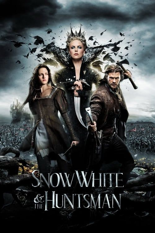 Key visual ofSnow White and the Huntsman