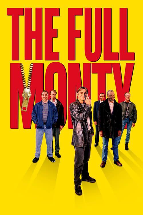 Key visual ofThe Full Monty