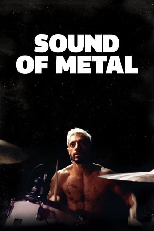 Key visual ofSound of Metal