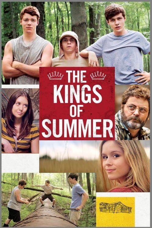Key visual ofThe Kings of Summer