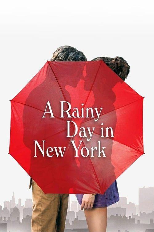 Key visual ofA Rainy Day in New York